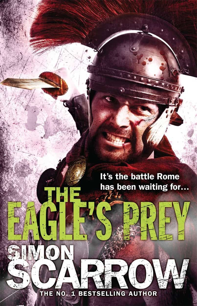 The Eagle's Prey Audiobook Free Download by Simon Scarrow
