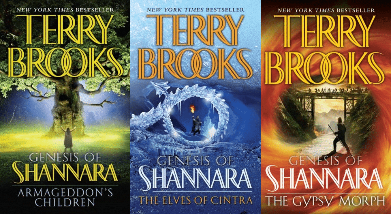 Genesis of Shannara Audiobooks Collection