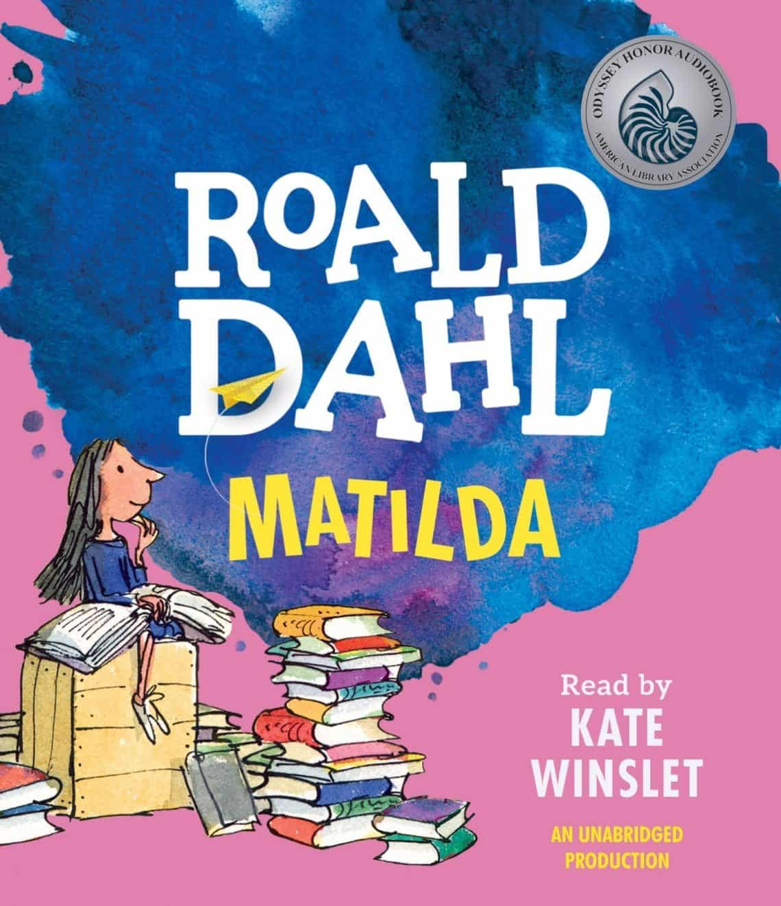 Matilda Audiobook Free Download and Listen by Roald Dahl