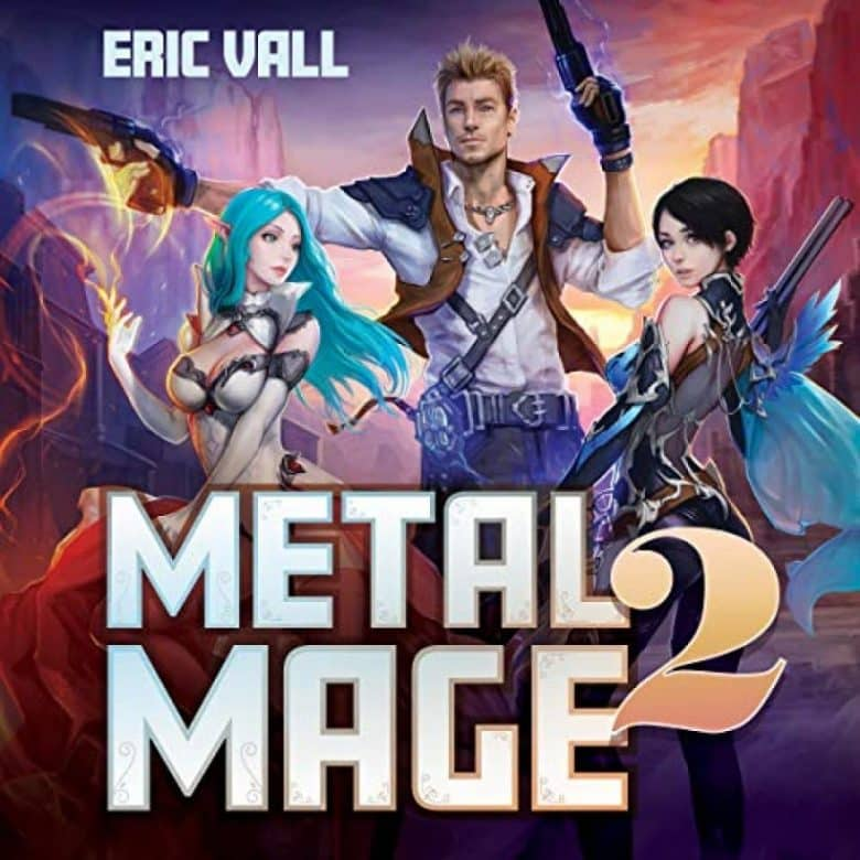 Metal Mage 2 Audiobook Free Download and Listen