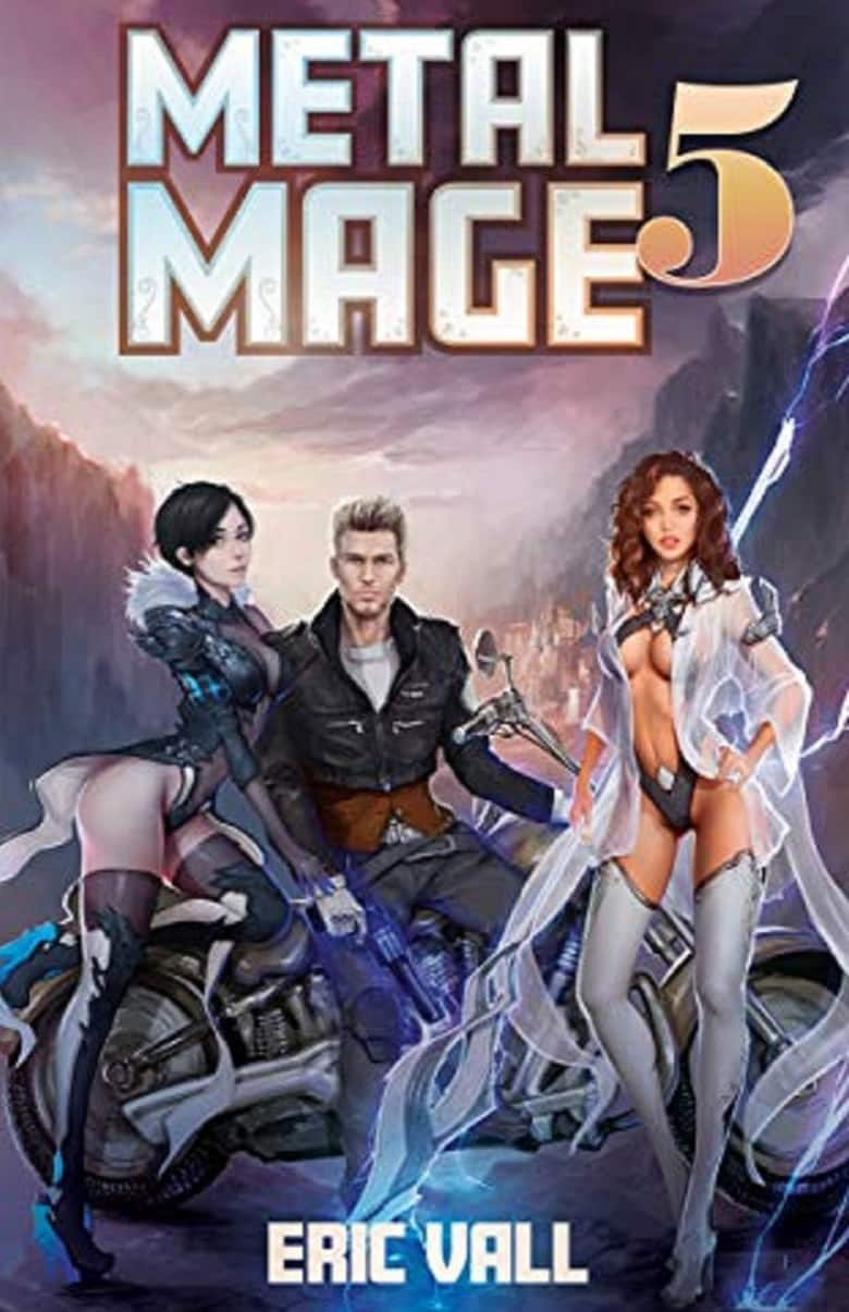 Metal Mage 5 Audiobook