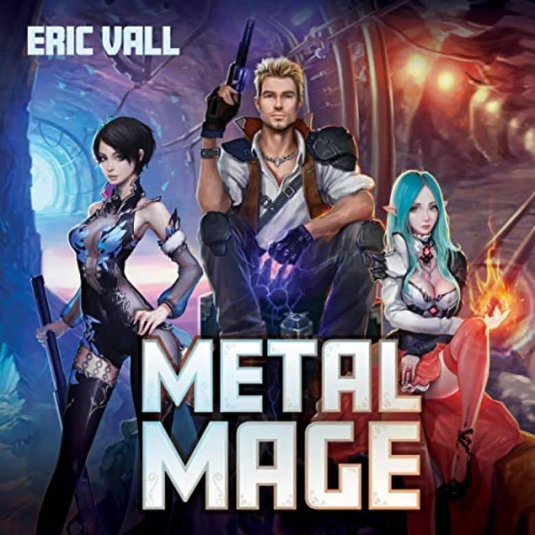 Metal Mage Audiobook Free Download and Listen