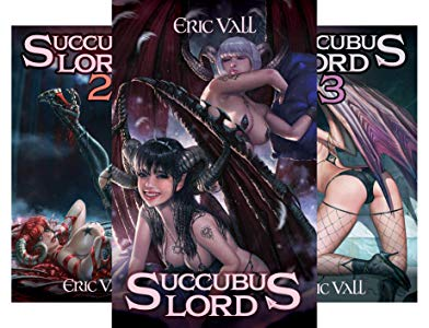 Succubus Lord Audiobooks Collection by Eric Vall