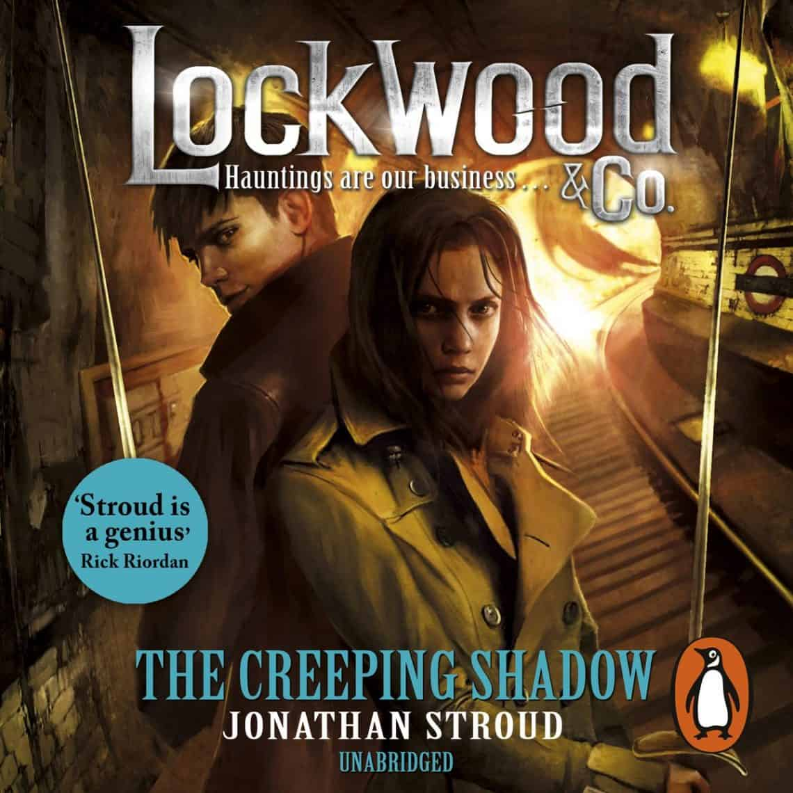 The Creeping Shadow Audiobook Free Download and Listen