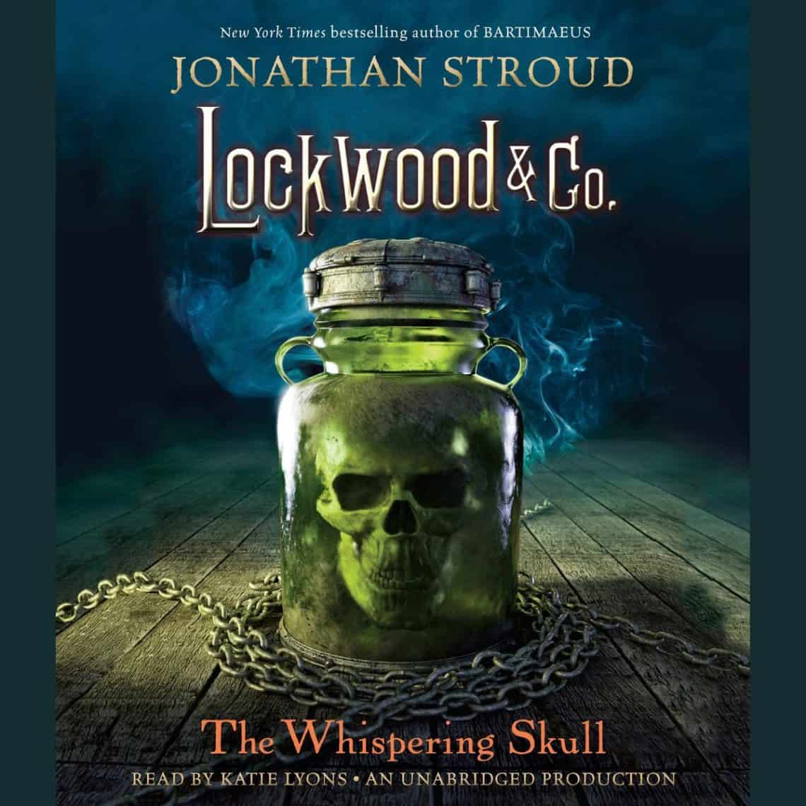 The Whispering Skull Audiobook Free by Jonathan Stroud