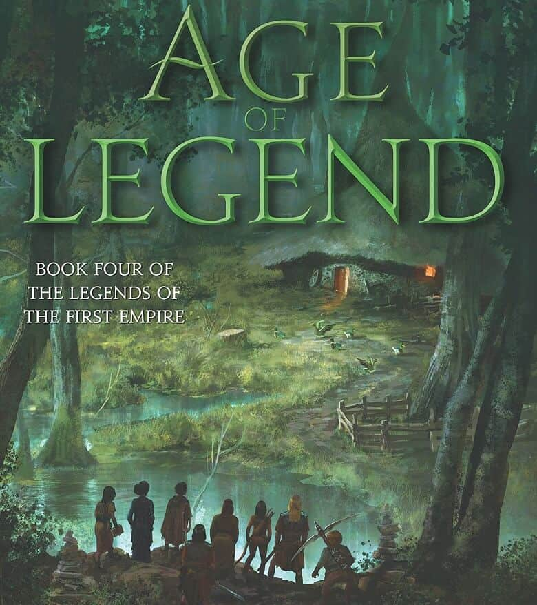 Age of Legend Audiobook Free Download by Michael J. Sullivan