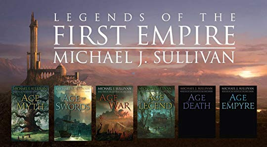 Legends of the First Empire Audiobooks Full Collection