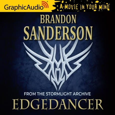 Listen and download Edgedancer Audiobook - Stomrlight Archive