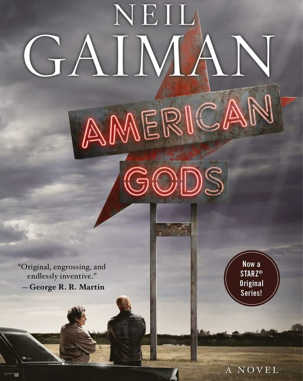 American Gods Audiobook Free download by Neil Gaiman