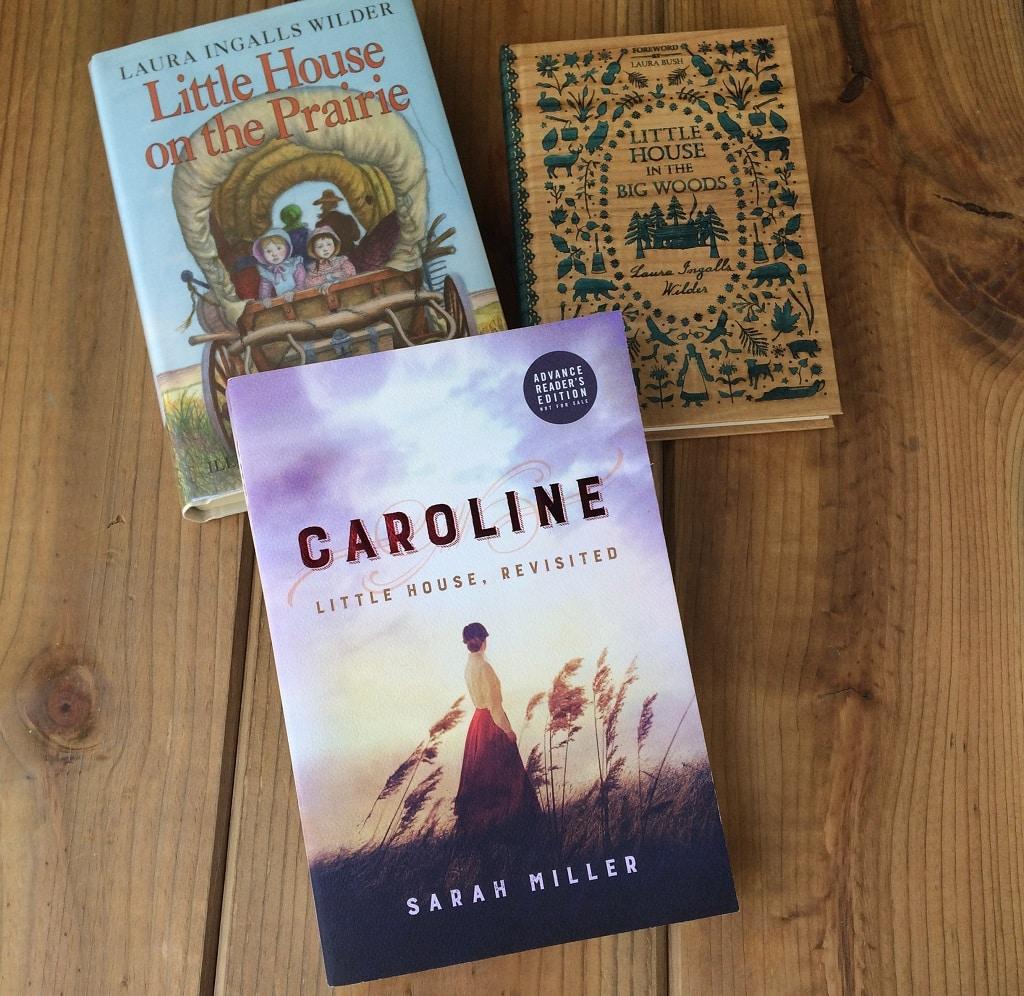 Audiobook Caroline - Little House Revisited by Sarah Miller