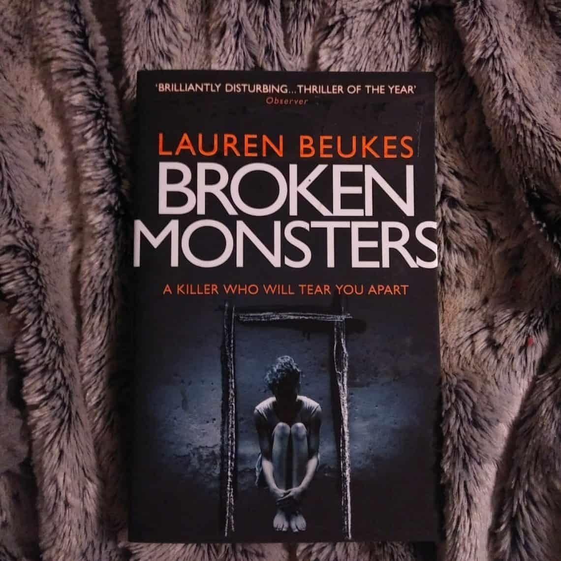 Broken Monsters Audiobook Free