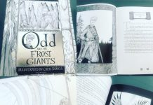 Free Audiobook Odd and the Frost Giants