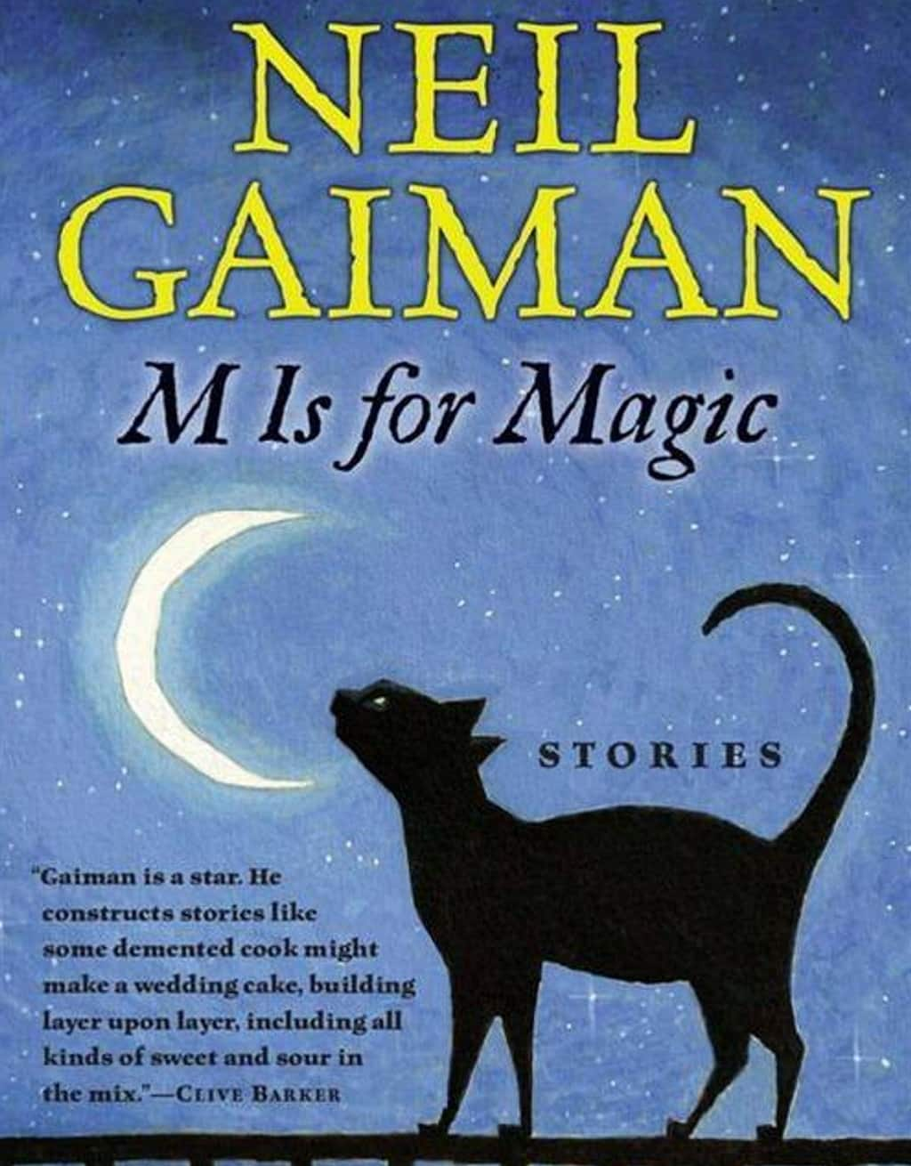 M Is For Magic Audiobook Free Download