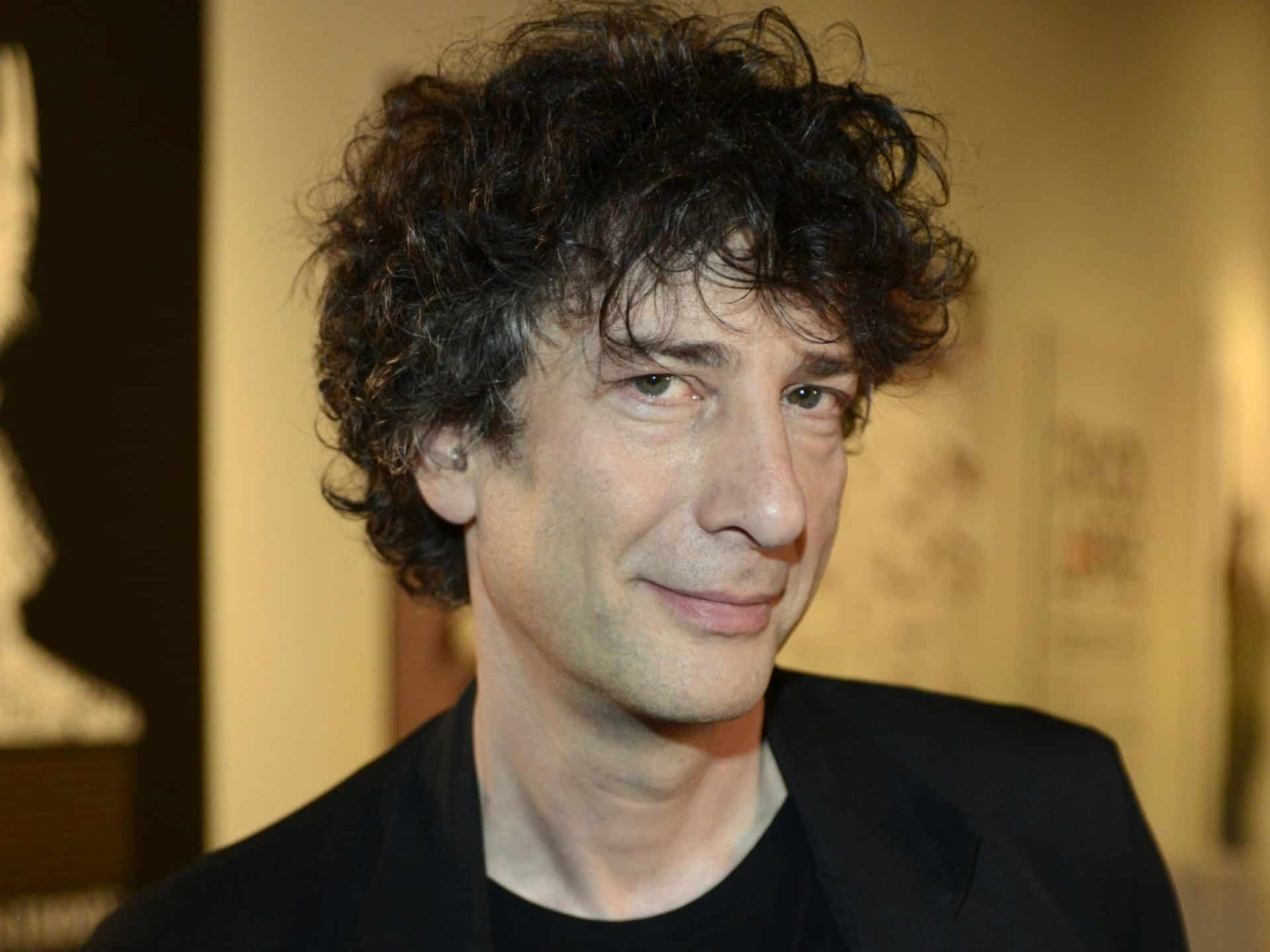 Neil Gaiman - Audiobook Author