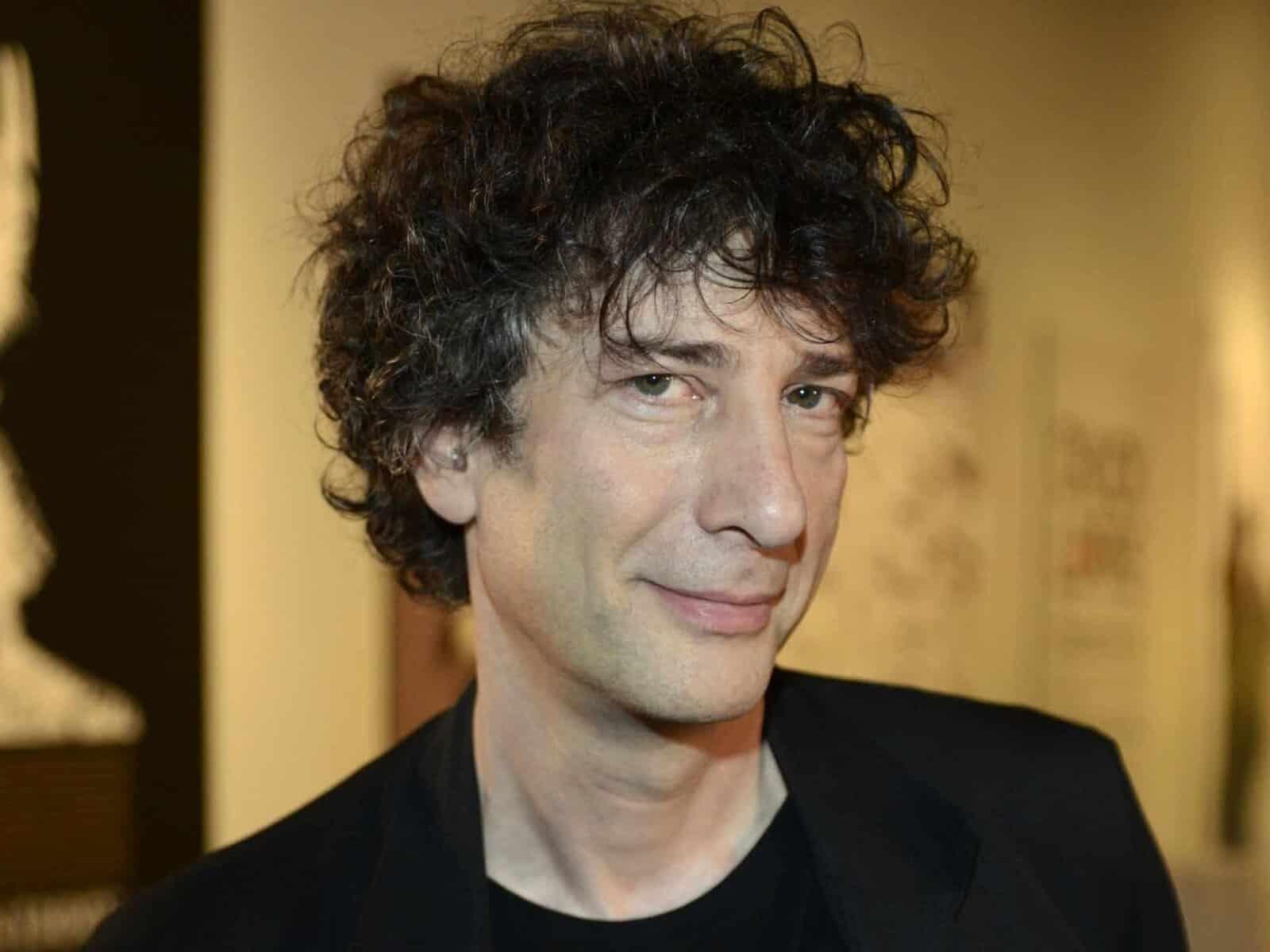 Neil Gaiman - Audiobook Author