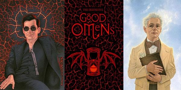 Neil Gaiman - Good Omens Movie