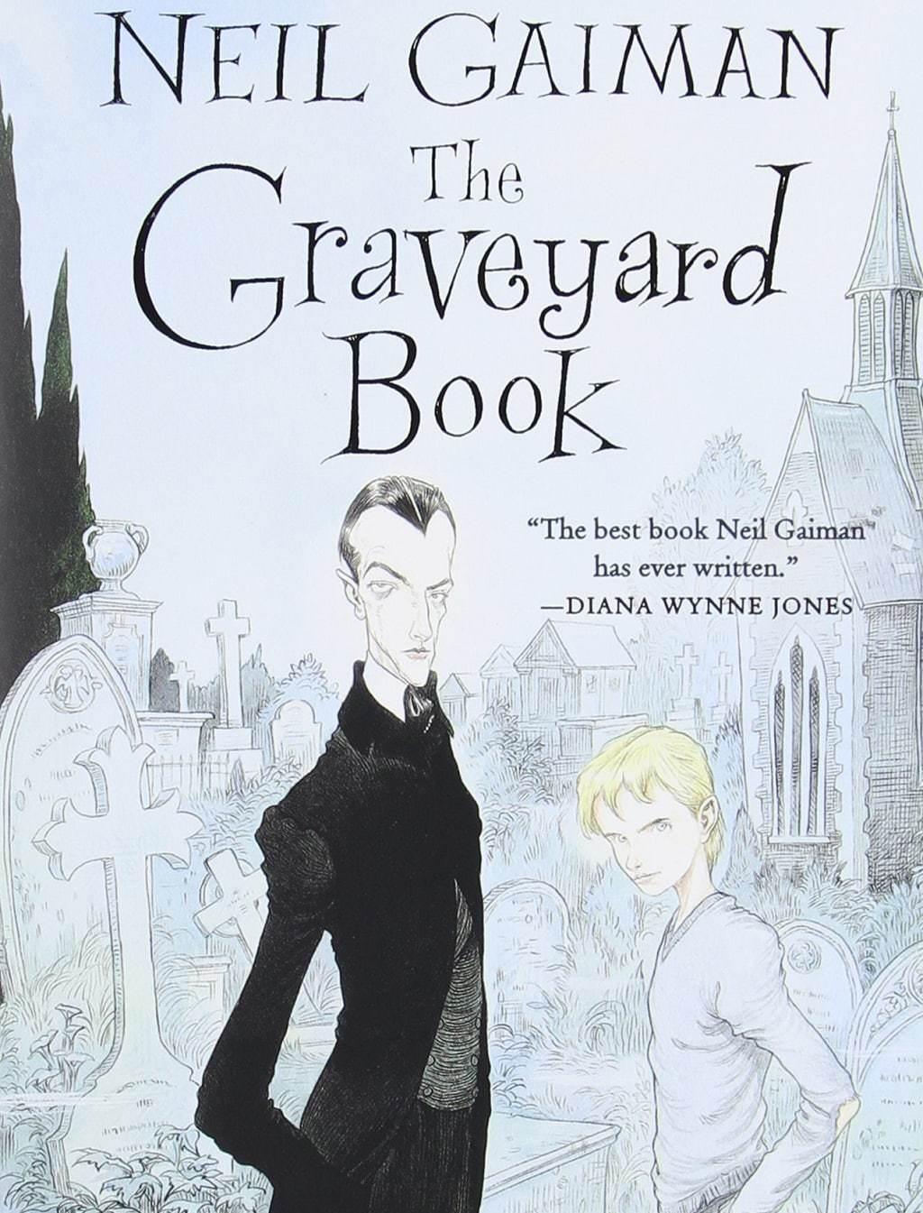 The Graveyard Book Audiobook Free Download