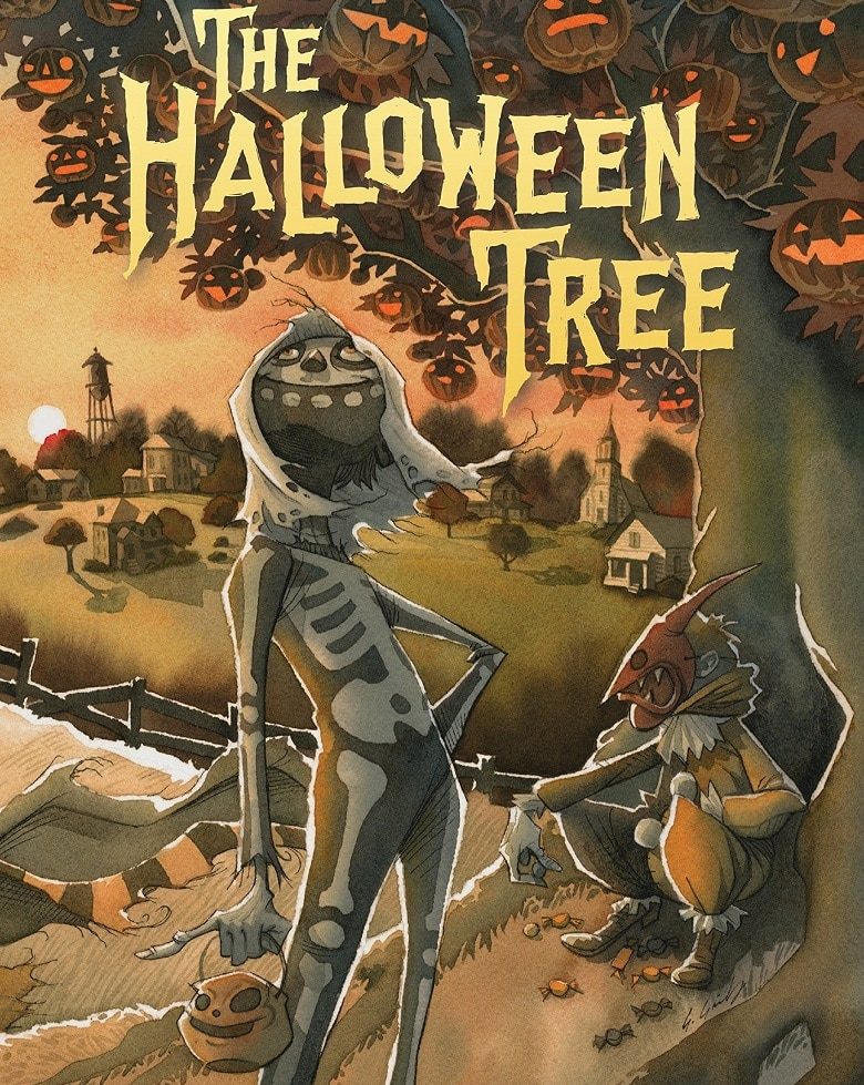 The Halloween Tree Audiobook Free Download