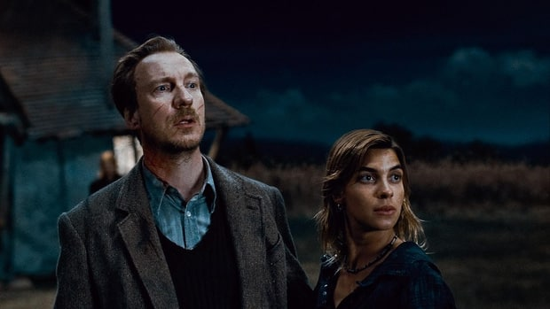 Tonks and Lupine