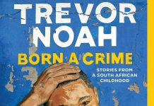 Born a Crime Audiobook Free Download by Trevor Noah