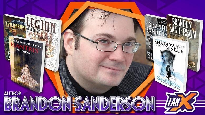Bradon Sanderson - Author of The Reckoners Audiobooks Series