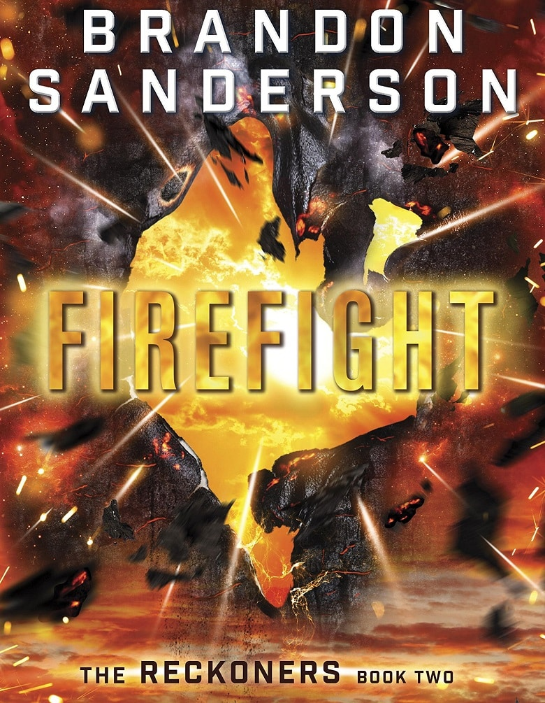 Firefight Audiobook Free Download - The Reckoners #2