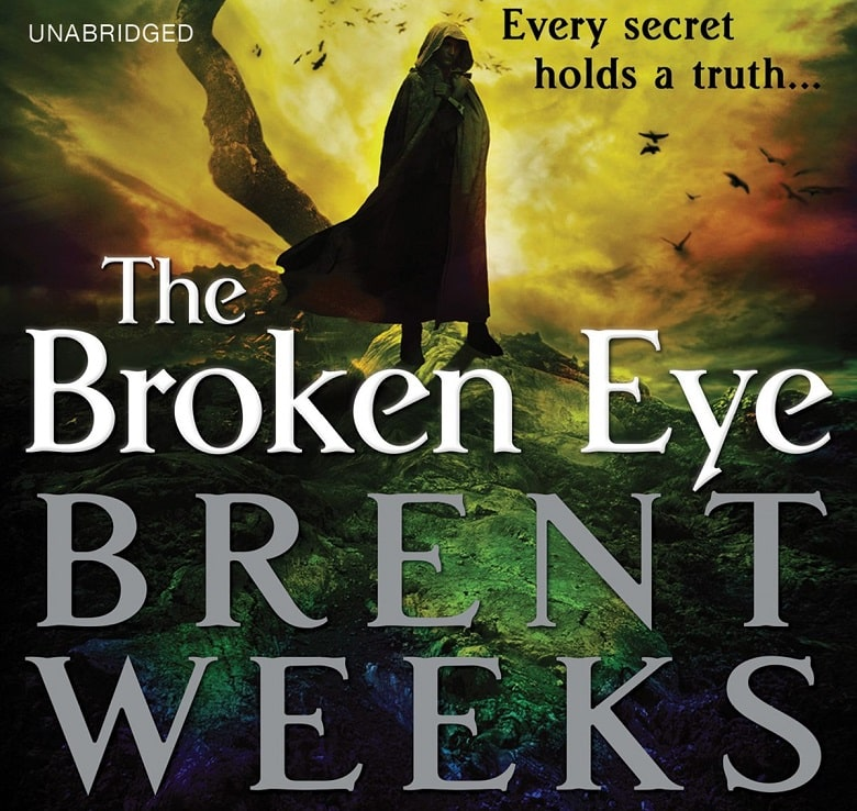 The Broken Eye Audiobook Free Download - Lightbringer 3