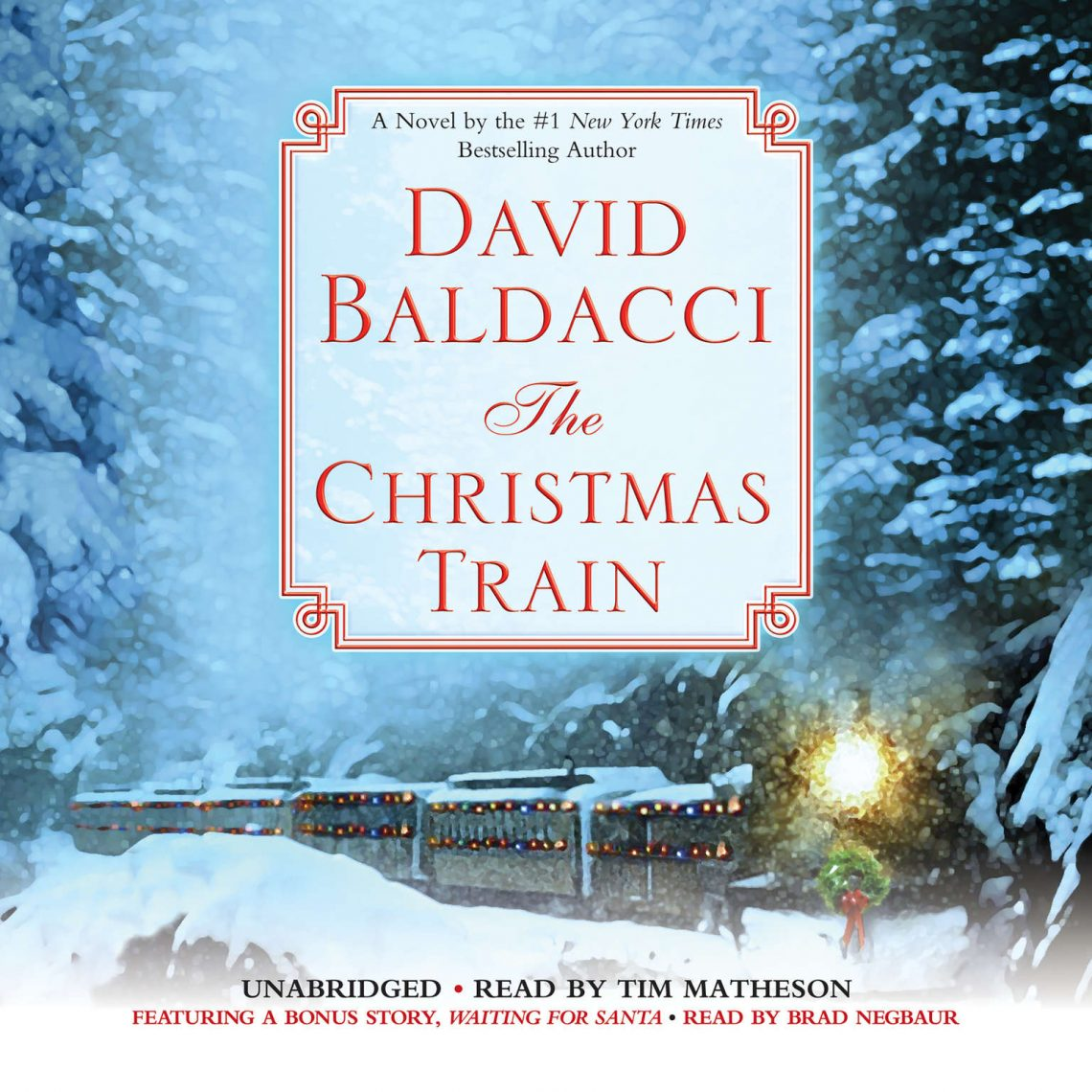The Christmas Train Audiobook Free Download and Listen by David Baldacci