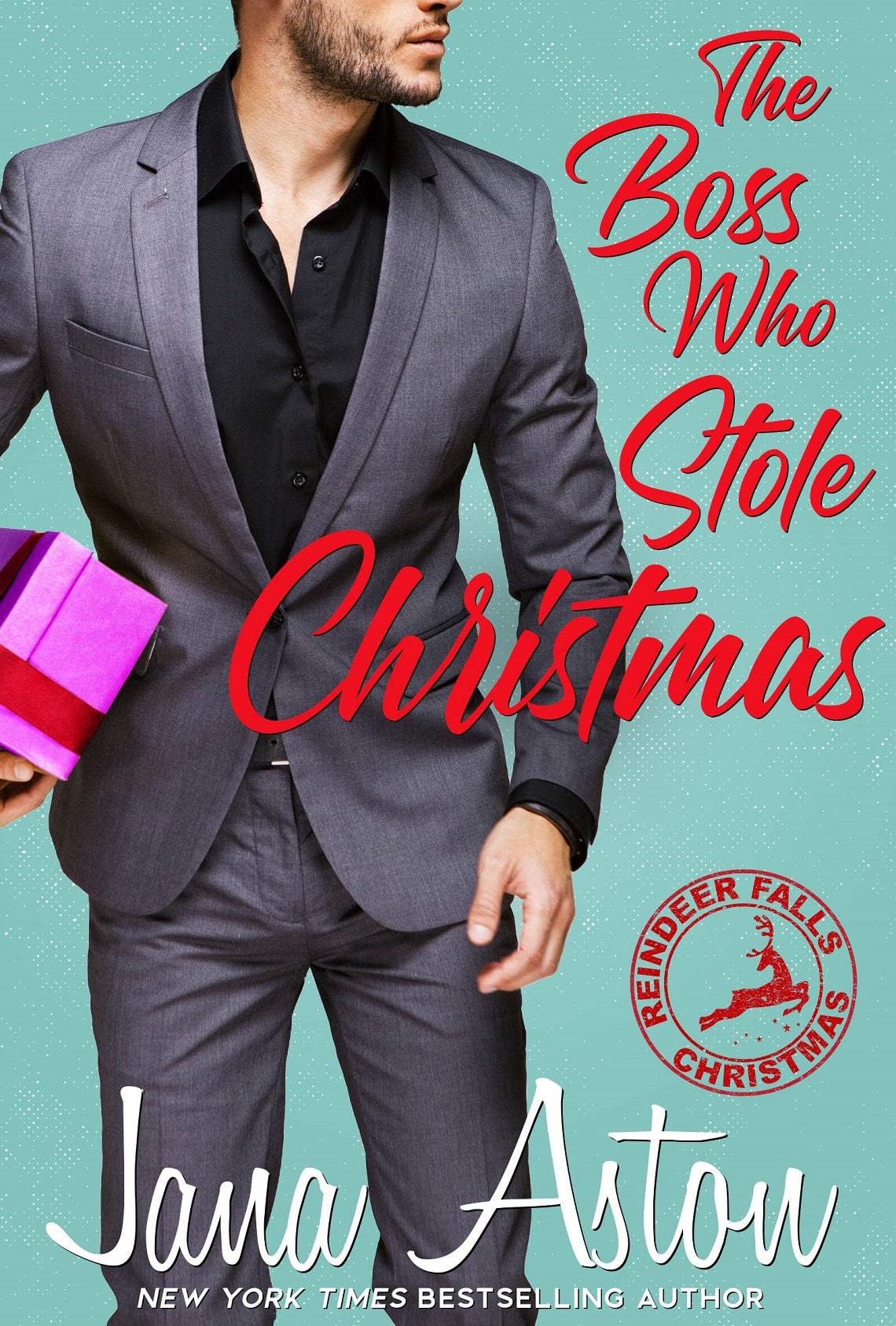 The Boss Who Stole Christmas Audiobook Free Download and Listen