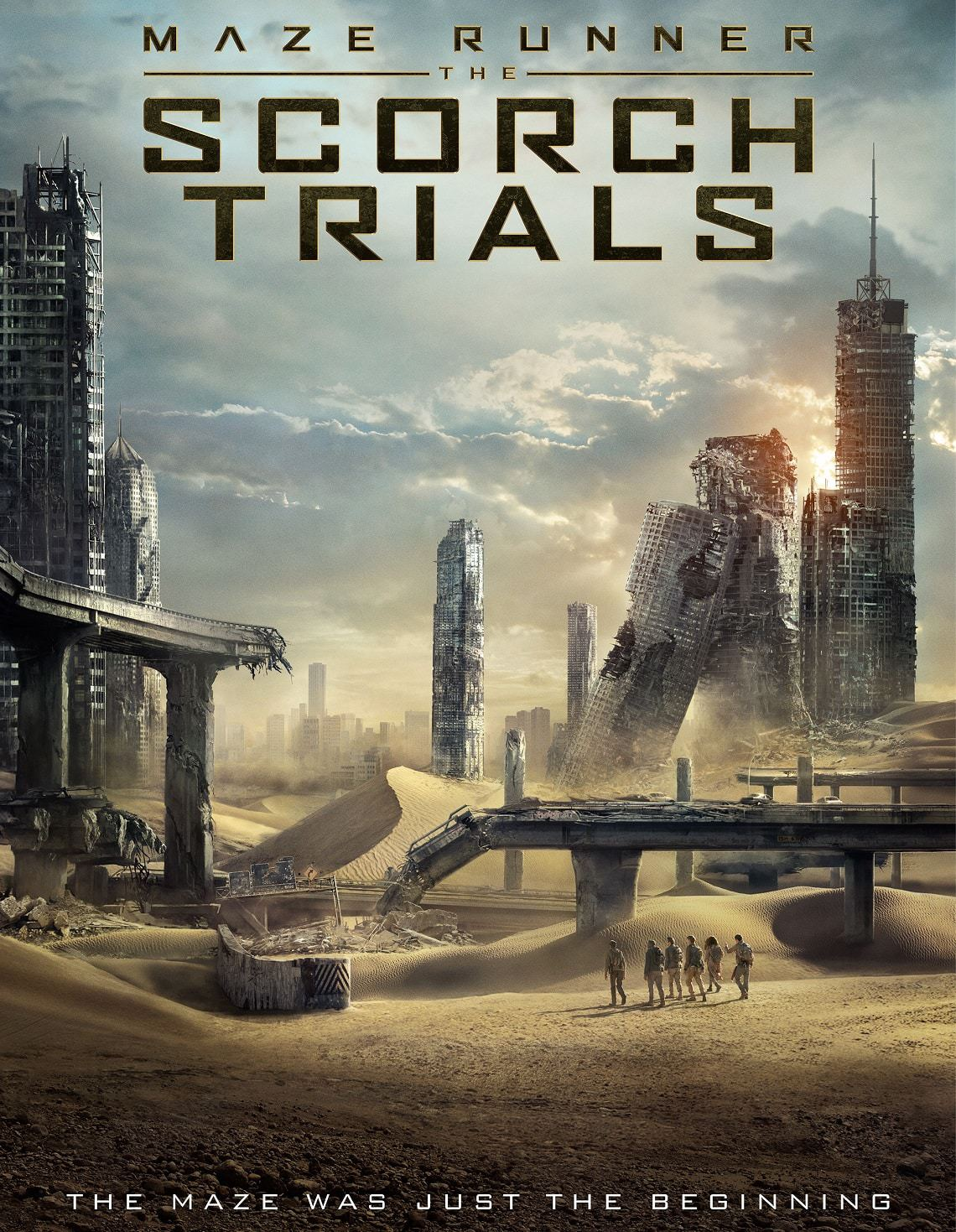 The Scorch Trials Audiobook Free Download and Listen