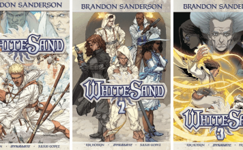 White Sand Audiobook Free Download and Listen by Brandon Sanderson