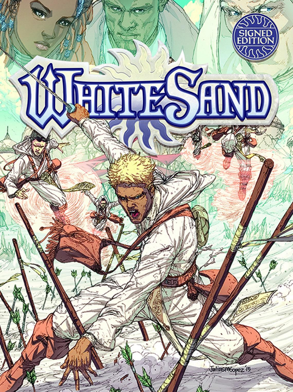 White Sand Volume 1 Audiobook Free
