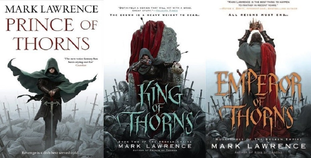 The Broken Empire Audiobook Series full by Mark Lawrence