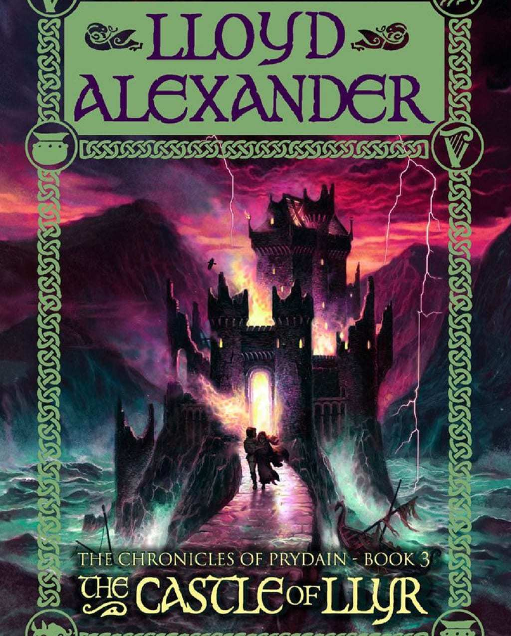 The Castle of Llyr Audiobook Free Download