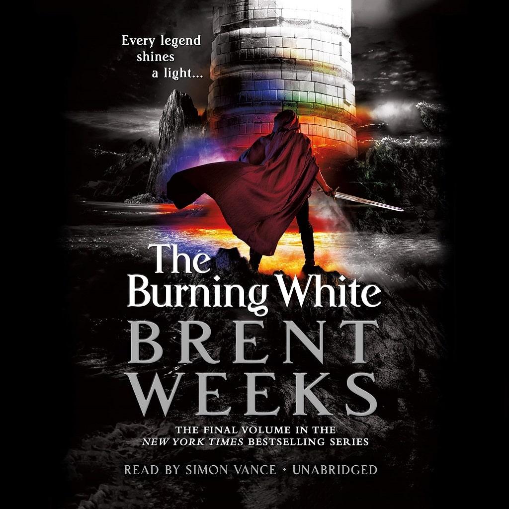 The Burning White Audiobook Free Download - Lightbringer #5