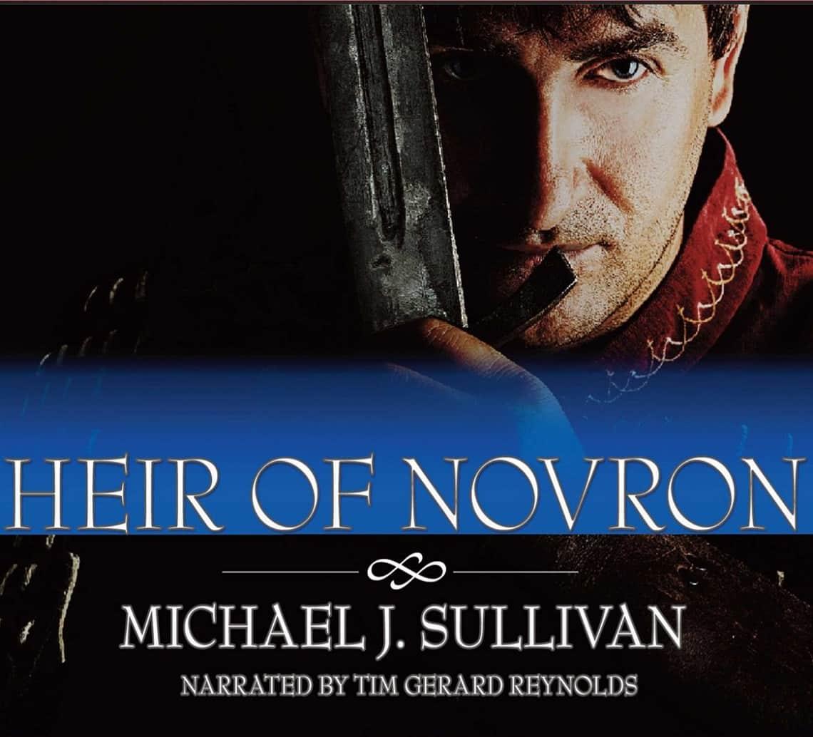 Heir of Novron Audiobook Free Download