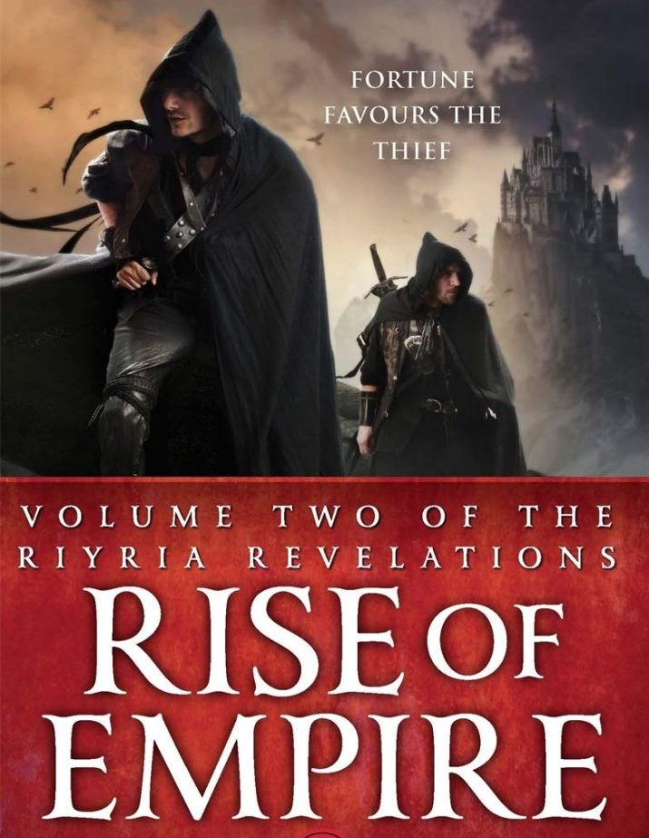 Rise of Empire Audiobook free download - The Riyria Revelations 2