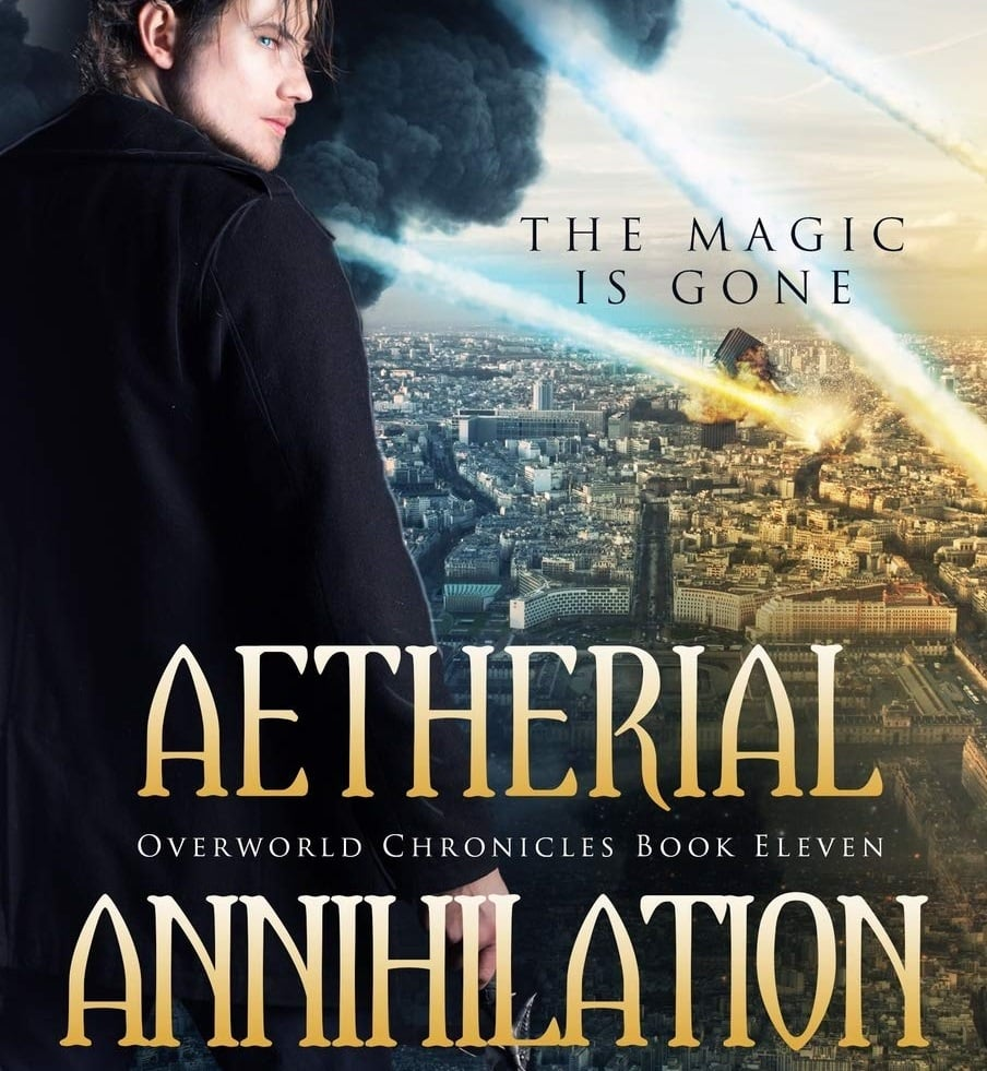 Aetherial Annihilation Audiobook Free Download