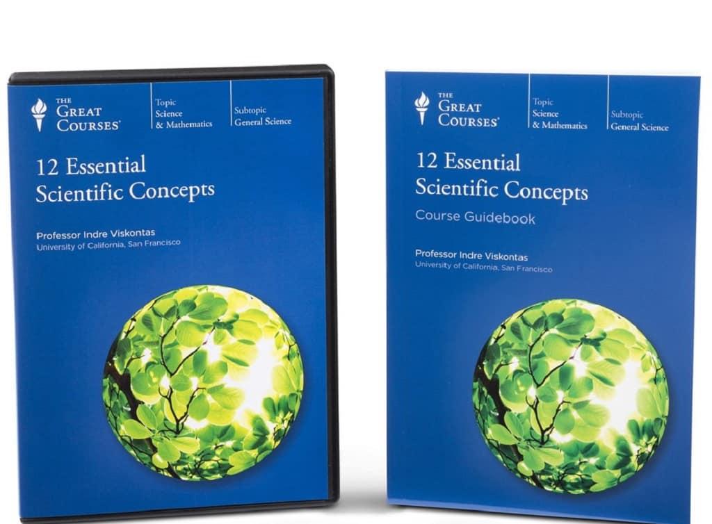 12 Essential Scientific Concepts Audiobook Free Download