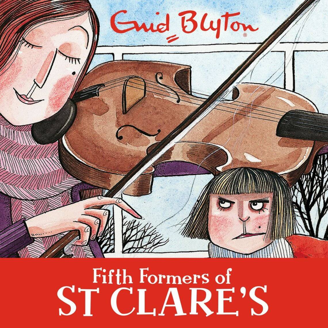 Fifth Formers of St Clare's Audiobook Free Download