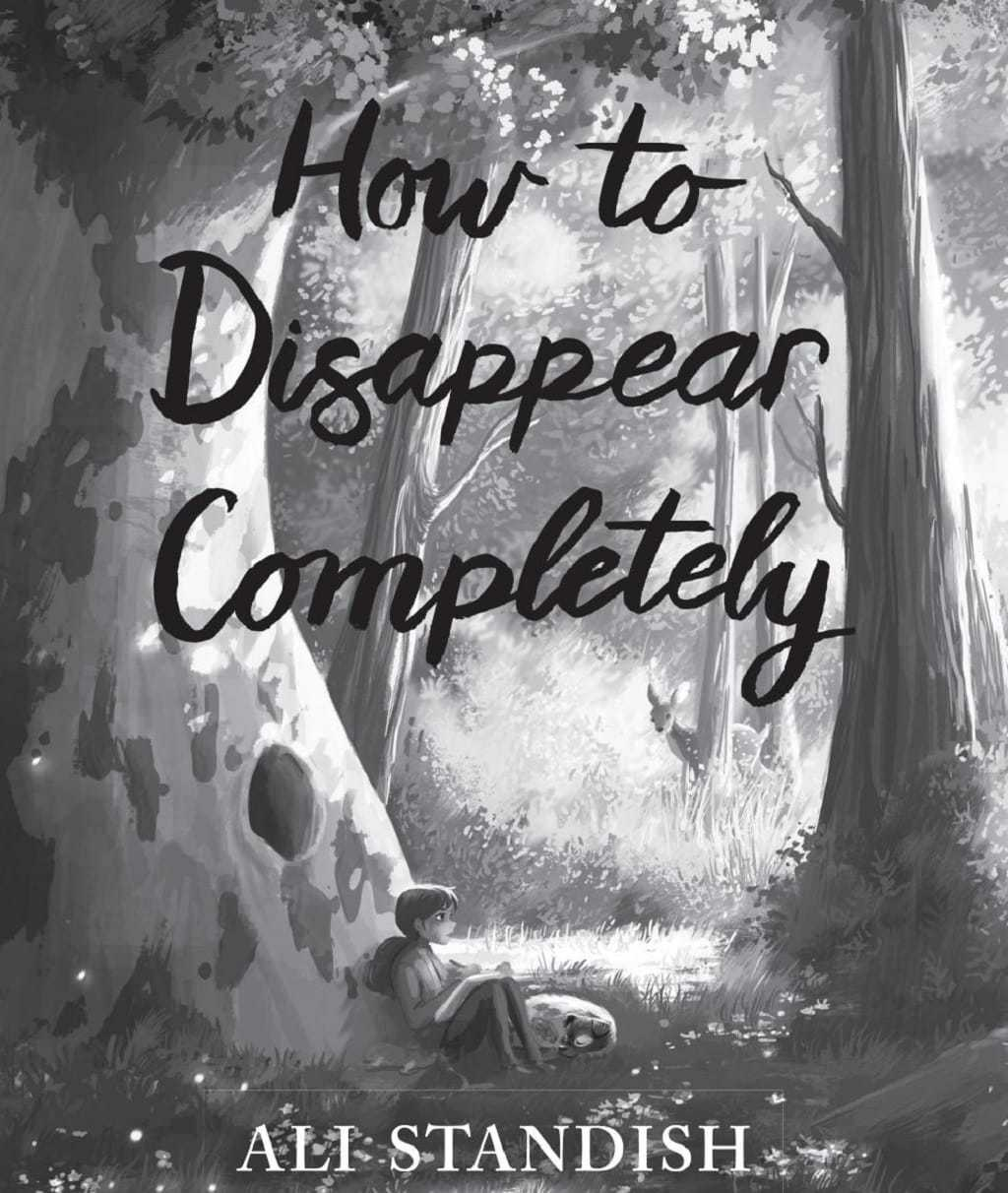 How to Disappear Completely Audiobook Free Download by Ali Standish