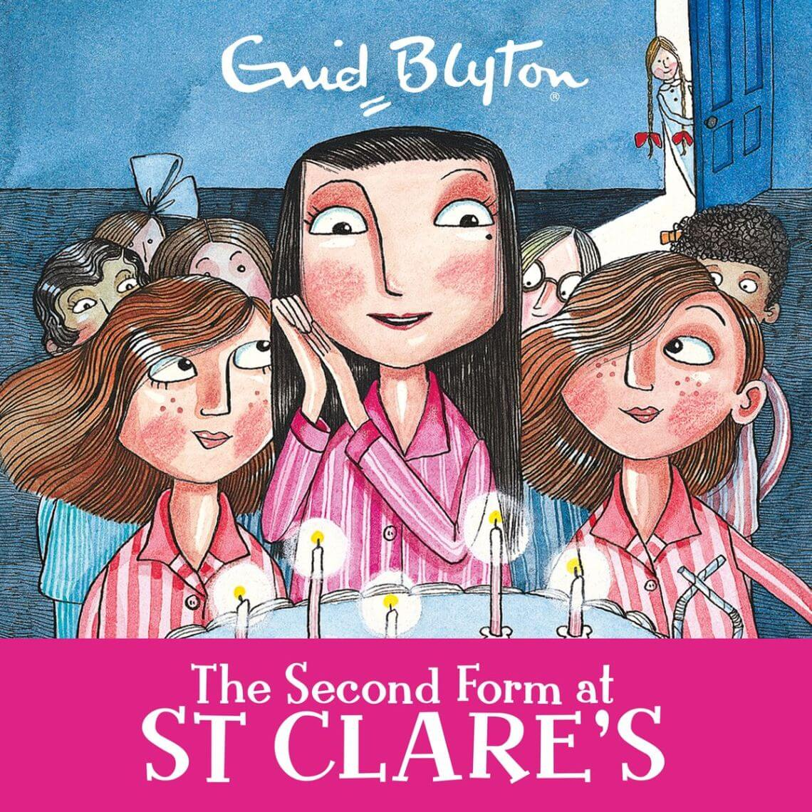 Second Form at St Clare's Audiobook Free Download