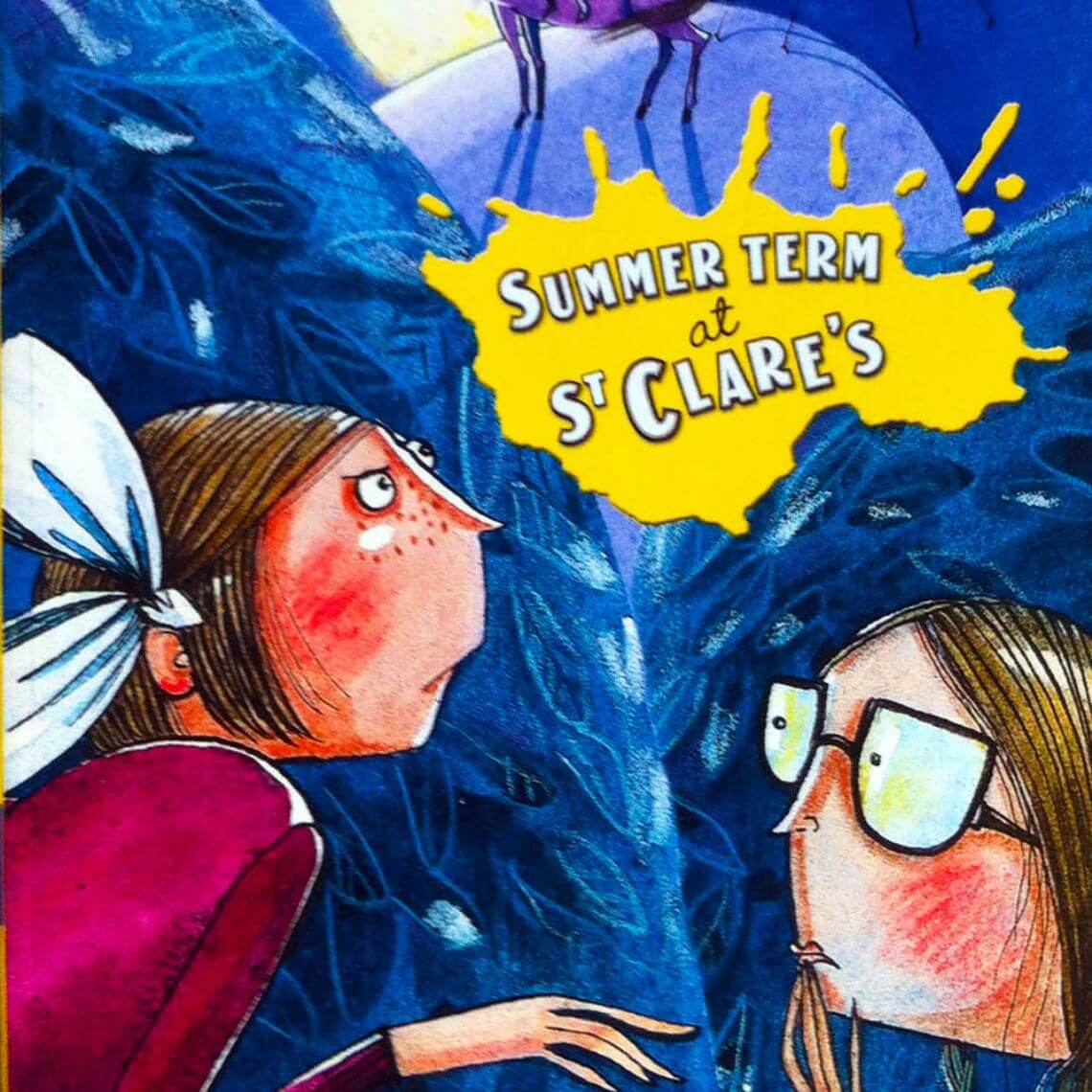 Summer Term at St Clare's Free Download