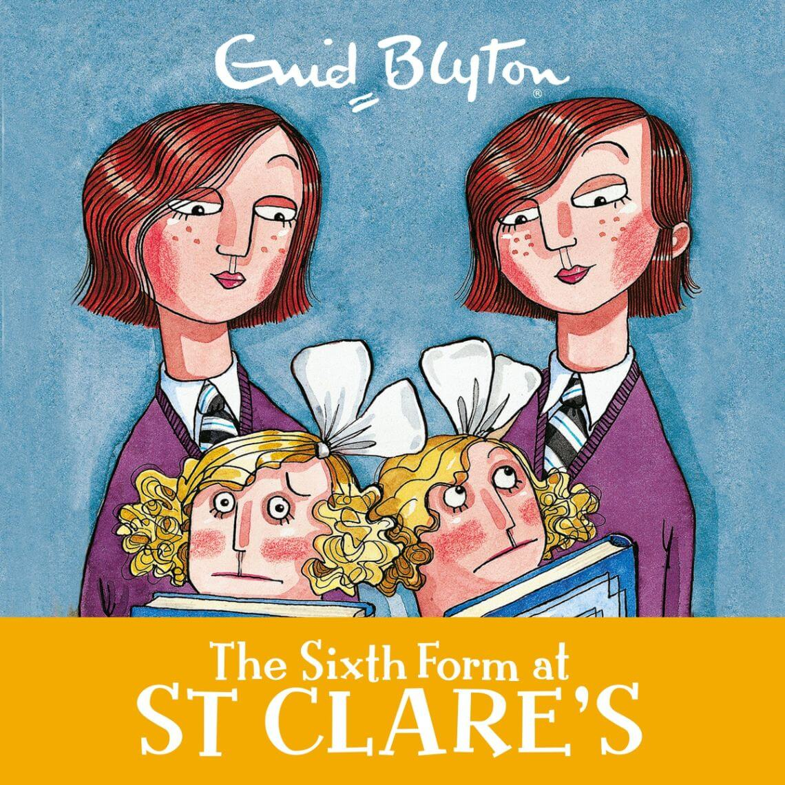 The Sixth Form at St. Clare's Audiobook Free Download
