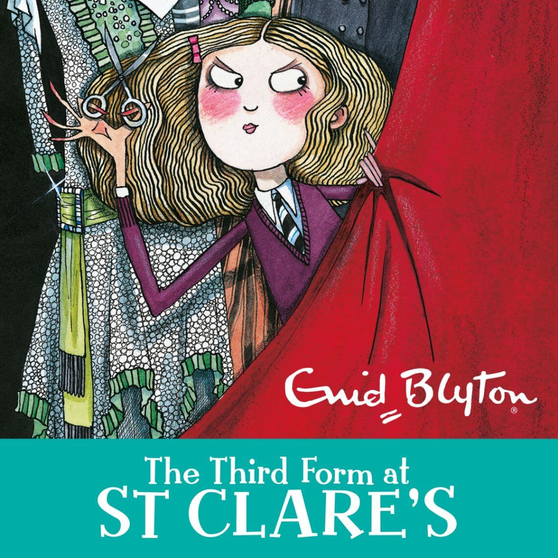 The Third Form at St. Clare's Audiobook Free Download