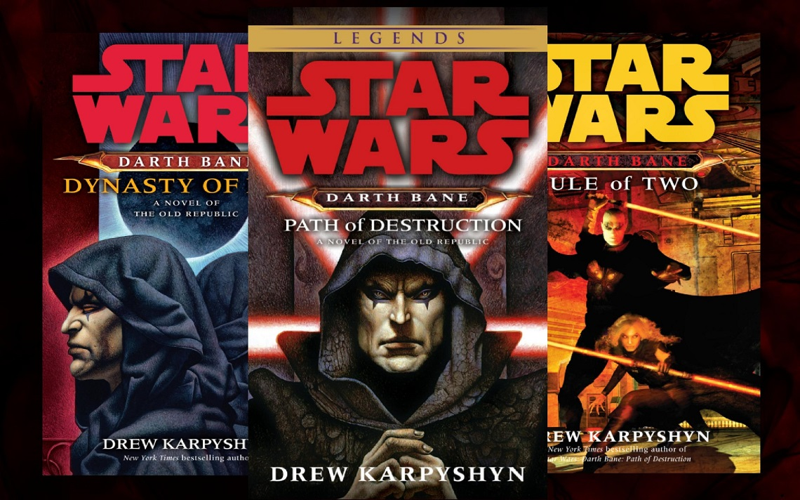 Star Wars Darth Bane Trilogy Audiobook Free Download