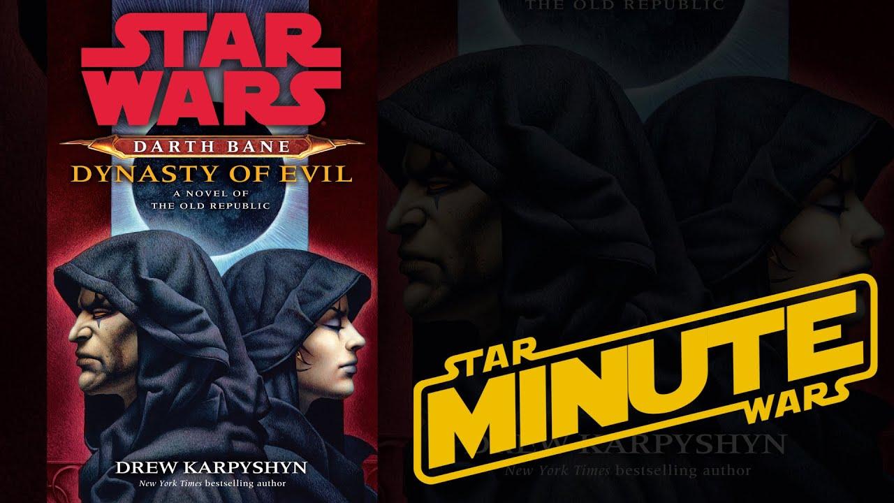 Star Wars Dynasty of Evil Audiobook Free Download