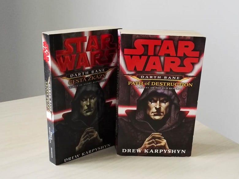 Star Wars Path of Destruction Audiobook Free Download