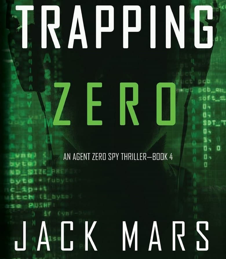 Trapping Zero Audiobook Free Download by Jack Mars