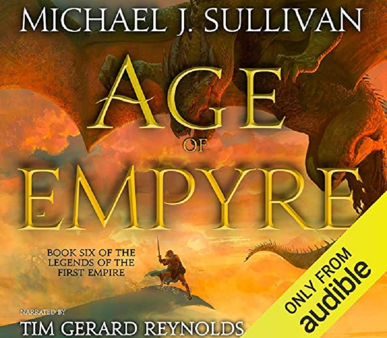 Age of Empyre Audiobook Free download by Michael J. Sullivan